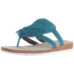 TONG Hush Puppies bryson féminin jade sandale plate VIM