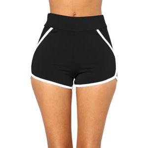 SURVÊTEMENT Jeffrey®Pantalons d été femmes sport shorts gym en ... 8487f564529