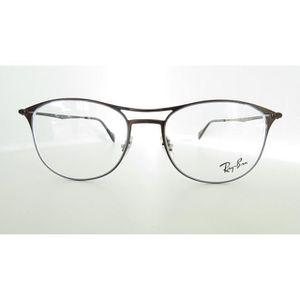 RAY BAN OPTIQUE RB6254 Argent - Achat   Vente lunettes de vue RAY ... b7ce2048b7b8