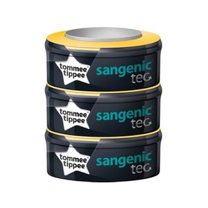 RECHARGE POUBELLE Tommee Tippee - Sangenic - Recharge pour poubelle