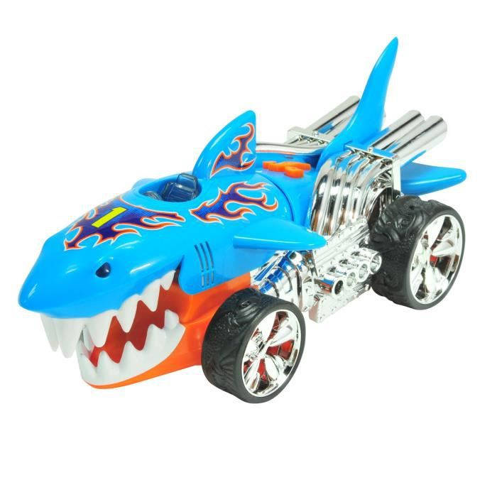 V hicule hot wheels extreme action requin aille unique - Dessin hot wheels ...
