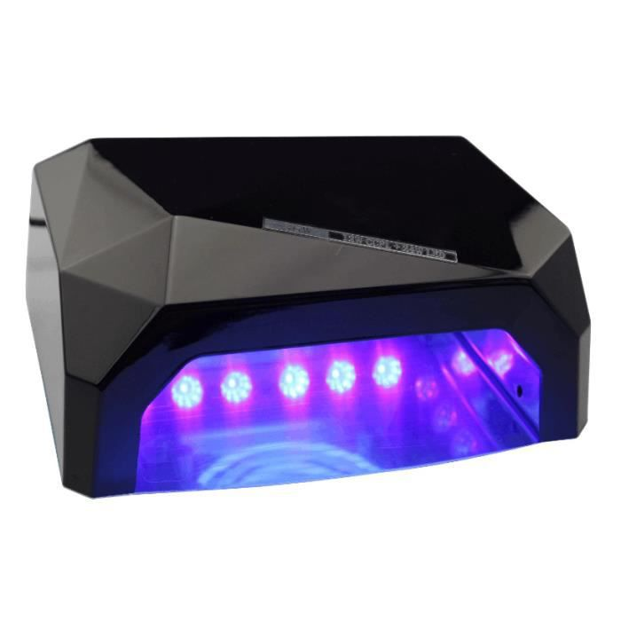 36w lampe ongles s che led uv lampe uv pour ongles diamant. Black Bedroom Furniture Sets. Home Design Ideas