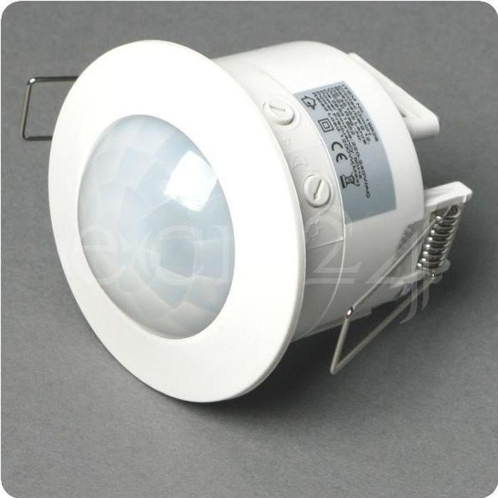 D tecteur de mouvement 360 achat vente d tecteur de for Brancher un detecteur de mouvement
