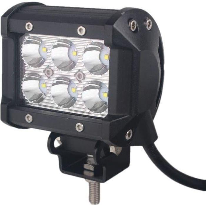 Feux Longue Portée LED Pour X SUV V W équivalent W - Feux longue portée led
