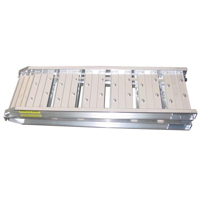 RAMPE DE VIDANGE Rampe aluminium XL Perform Tools