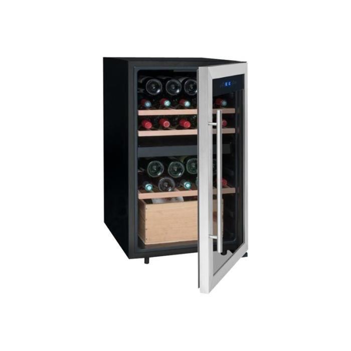 La sommeliere la sommeliere ls502z cave de service for Cave a vin mixte