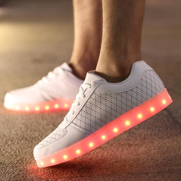 Amoureux de la mode chaussures7Multicolore US...