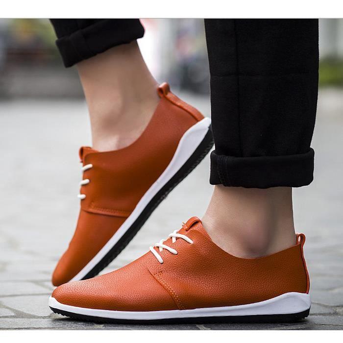 h simples en en pour cuir chaussures microfibre wwHqxYS6