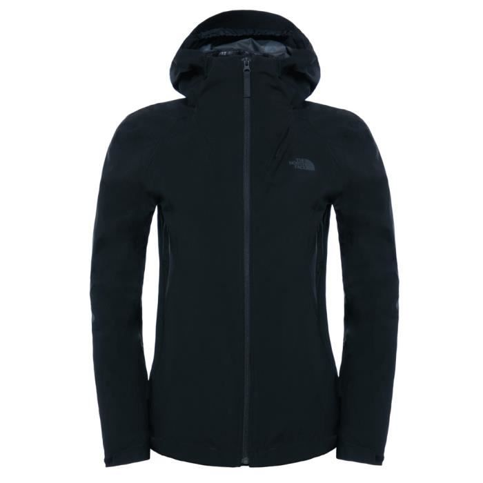 8394bb7f4ed Veste à capuche The North Face W Thermoball Triclimate Jacket Noir ...