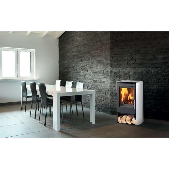 po le bois supra texas 3 7kw achat vente po le. Black Bedroom Furniture Sets. Home Design Ideas