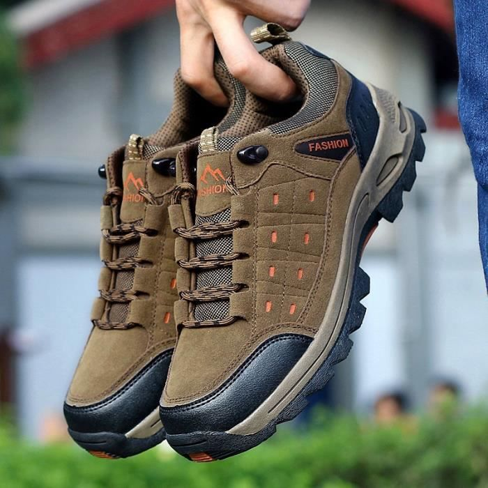 Sport Outdoor Boot Chaussures Trekking hommes
