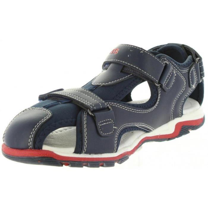 Sandales pour Garçon et Fille et Femme LEVIS VMIA0013S LAGUNA 0040 NAVY