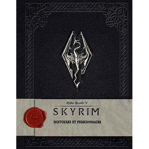 LIVRE MULTIMÉDIA The Elder Scrolls V, Skyrim