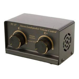 VALUELINE SPSWITCH-1/2 Unité de contrôle haut-parleur