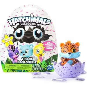 HATCHIMALS Pack De 1 Hatchimals SAISON 1 (assortiment - mod?le aléatoire)