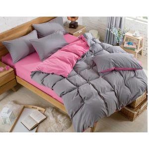 housse de couette tete achat vente housse de couette tete pas cher cdis. Black Bedroom Furniture Sets. Home Design Ideas