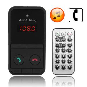 KIT BLUETOOTH TÉLÉPHONE Sans Fil Voiture Kit MP3 Bluetooth FM Transmetteur