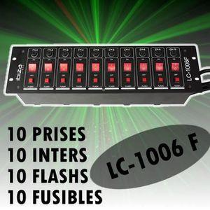 PACK LUMIÈRE DISPATCHING LC-1006F 5000W IBIZA LIGHT POUR JEUX D