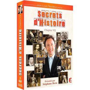 DVD SÉRIE Coffret secrets d'histoire