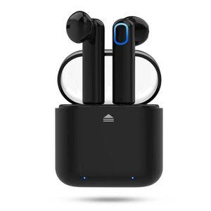 OREILLETTE BLUETOOTH Écouteurs Bluetooth Écouteurs sans fil Casque audi