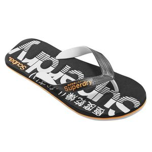 TONG SUPERDRY Scuba Flip Flop Tong Homme - Taille 42-43