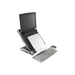 SUPPORT PC ET TABLETTE Targus Ergo D-Pro Notebook Stand Support pour ordi