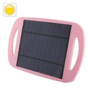 CHARGEUR - ADAPTATEUR  Chargeur solaire 2.5W universelle favorable à l'en