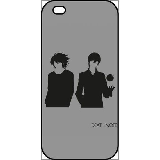 death note coque iphone 5