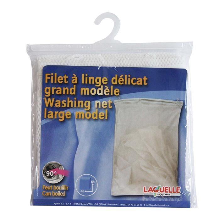 LAGUELLE Filet de lavage pour linge delicat - 48x68 cm