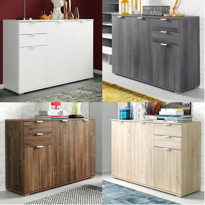 chiffonnier salle de bain achat vente chiffonnier salle de bain pas cher soldes d s le 10. Black Bedroom Furniture Sets. Home Design Ideas