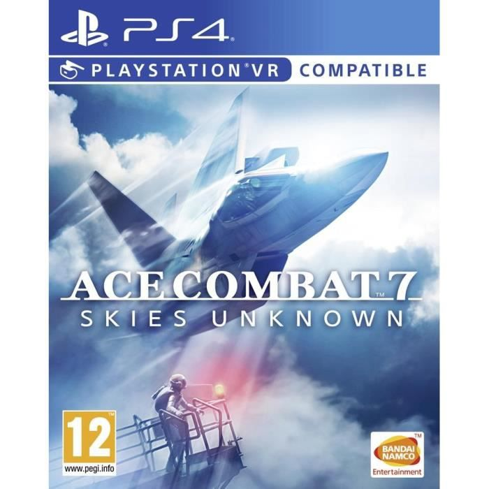 JEU PS4 Ace Combat 7: Skies Unknown PlayStation 4