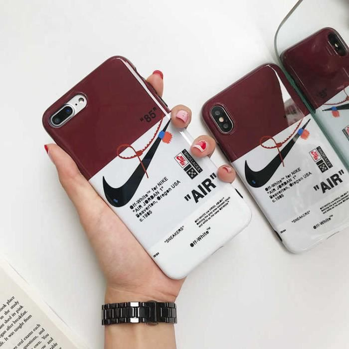 iphone x coque off white