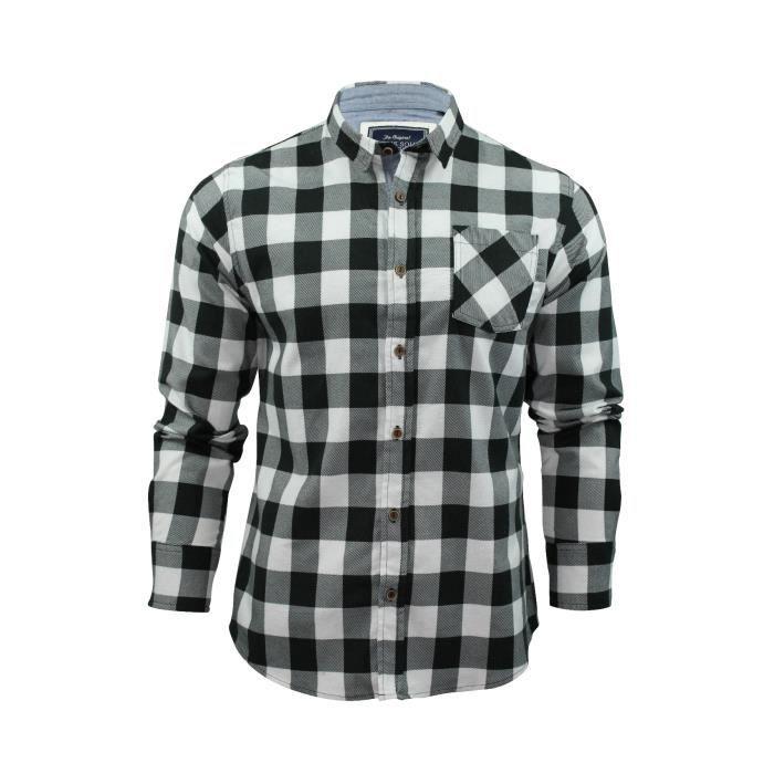 chemise bucheron homme achat vente chemise bucheron homme pas cher cdiscount. Black Bedroom Furniture Sets. Home Design Ideas