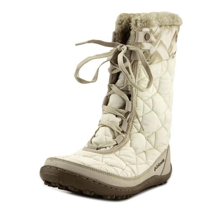 Ii Synthétique Twill D'hiver Heat Mid Blanc Minx Botte Columbia Omni qFXExY