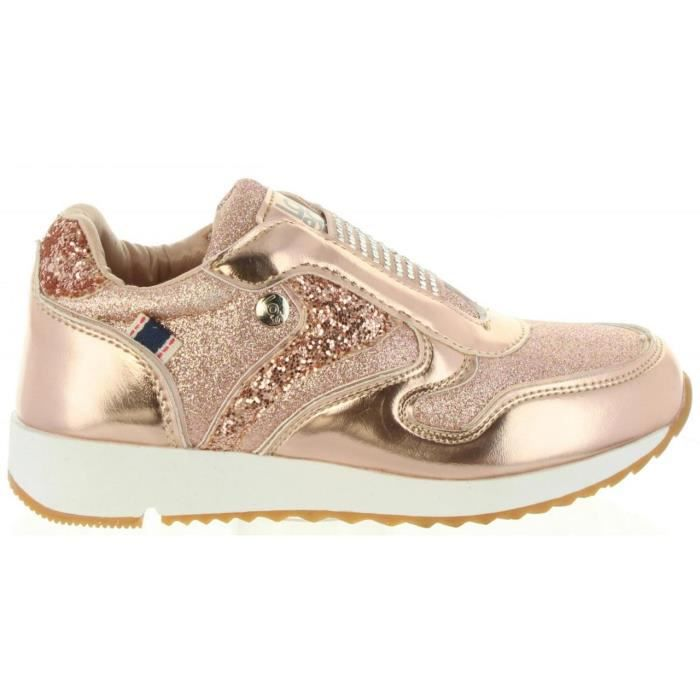 Chaussures de sport pour Fille LOIS JEANS 83828 432 BRONCE