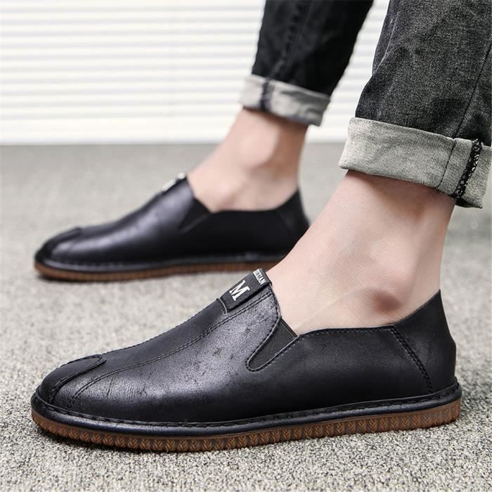 Chaussures 2018 Homme Poids Antidérapant Durable Mocassin Léger 2IeEH9YWD