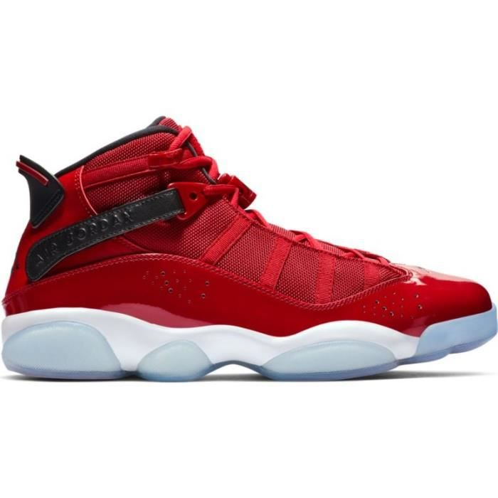 the best attitude 57f20 a9115 Chaussure jordan homme rouge