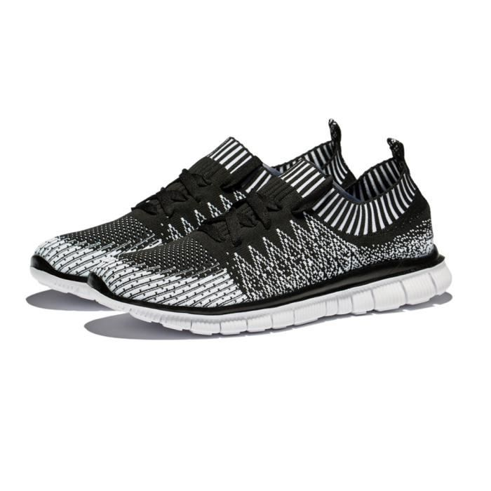 Taille Chaussures 40 Grande chaussures le Personnalité Respirant Mode Sport gris Hommes coton De 40 47 Baskets UHgU7P