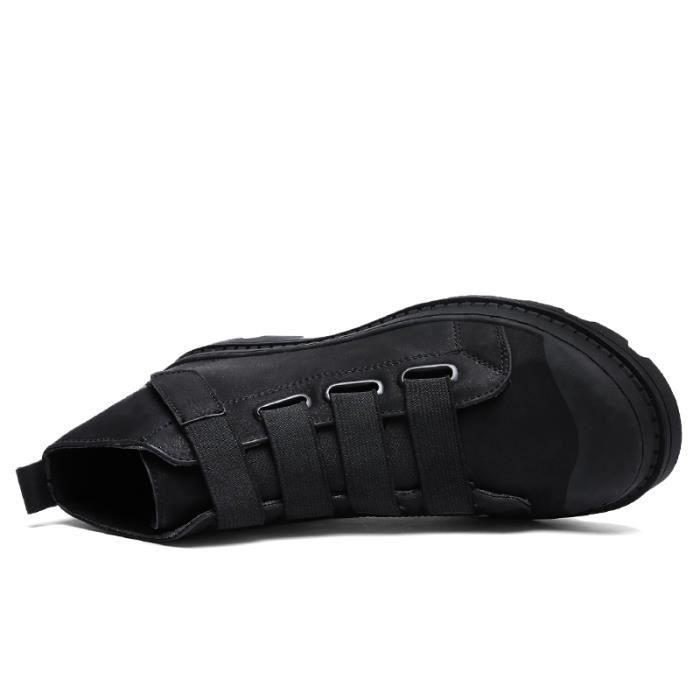 Mode hommes chaussures de sport air chaussures respirant sport chaussures de course oVoSUk6