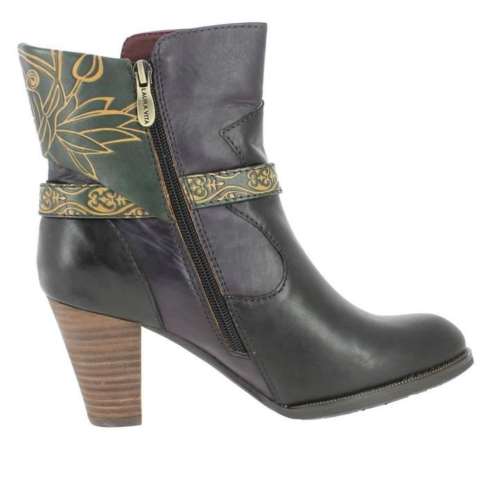 bottines / low boots angie femme laura vita angie 06