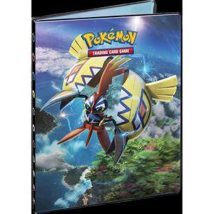 Cahier range-cartes A4 Pokemon Lune & Soleil 2 - 180 cartes