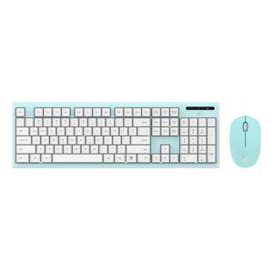 PACK CLAVIER - SOURIS Clavier sans fil et souris sans fil combinés, clav