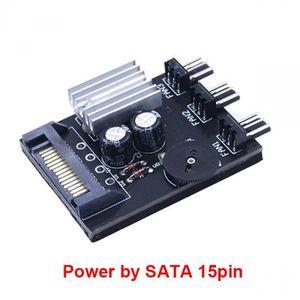 CÂBLE E-SATA En-Laboratoires Ordinateur Pc Cpu Cooler 3pin Vent