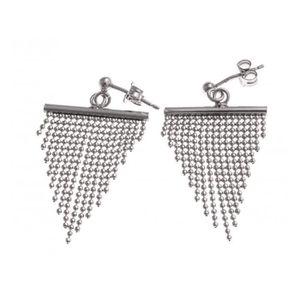 Boucle d'oreille Boucles d'oreille en argent rhodié 925/1000