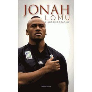 LIVRE SPORT Livre - Jonah Lomu ; l'autobiographie