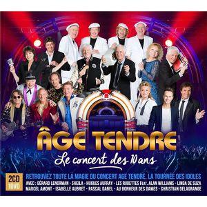 BLU-RAY SPECTACLE Age tendre et tête de bois : Concert des 10 ans