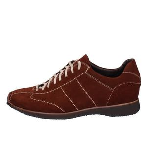 acf15d3a0b40 BASKET UMBERTO LUCIANI Chaussures Homme Baskets daim Marr