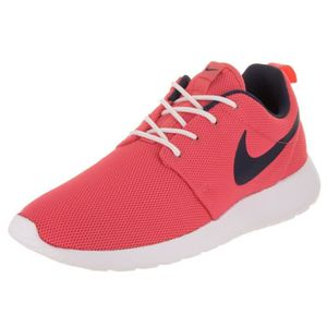 buy popular b560d 835e8 BASKET NIKE chaussure de course femme roshe one coral - o