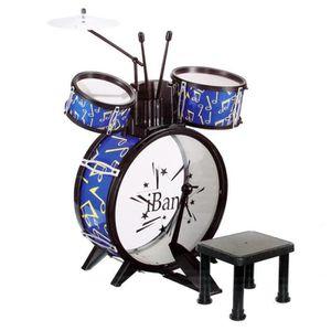 BATTERIE Otto Simon 687-8029 Drums Set Batterie pour enfant