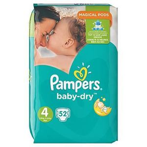 Couches Pampers Taille 4 Achat Vente Pas Cher